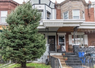 Pre Foreclosure in Philadelphia 19143 CATHARINE ST - Property ID: 1631272413