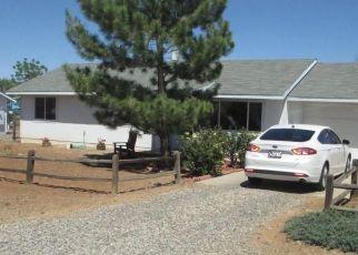 Pre Foreclosure in Prescott Valley 86314 N PRESTON DR - Property ID: 1631763830