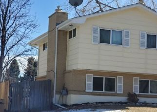 Pre Foreclosure in Littleton 80123 S NEWTON ST - Property ID: 1632068204