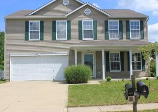 Pre Foreclosure in Indianapolis 46234 EASTERN RANGE RD - Property ID: 1632090552
