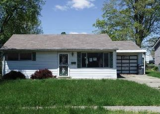 Pre Foreclosure in Anderson 46012 CRYSTAL ST - Property ID: 1632104119