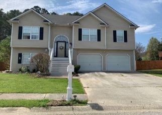 Pre Foreclosure in Hiram 30141 RICHMOND DR - Property ID: 1632217562