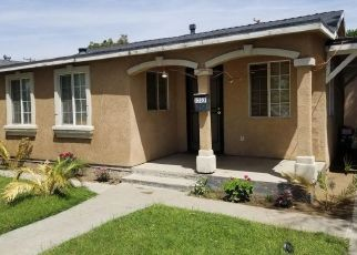 Pre Foreclosure in Fresno 93702 E LIBERTY AVE - Property ID: 1632227642
