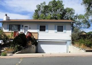 Pre Foreclosure in Colorado Springs 80916 EASTCREST CIR W - Property ID: 1632346777