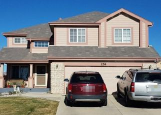 Pre Foreclosure in Fountain 80817 TURF TRAIL PL - Property ID: 1632349390
