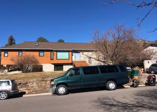 Pre Foreclosure in Castle Rock 80104 DAWSON DR - Property ID: 1632361662