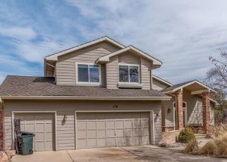 Pre Foreclosure in Castle Rock 80104 WILDWOOD LN - Property ID: 1632364280