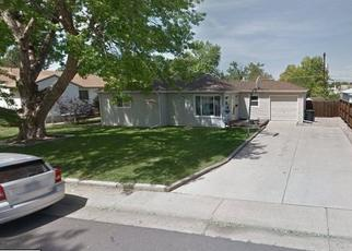 Pre Foreclosure in Denver 80222 S BELLAIRE ST - Property ID: 1632369541