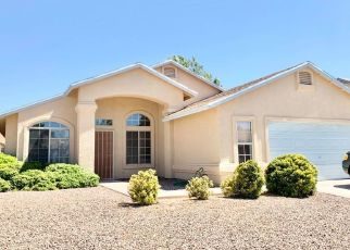 Pre Foreclosure in Sierra Vista 85650 GOLDEN EAGLE DR - Property ID: 1632392764