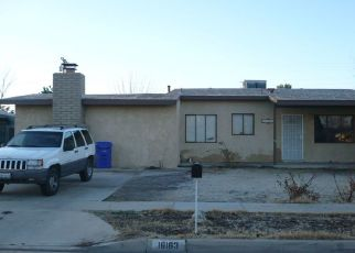 Pre Foreclosure in Victorville 92395 FORREST AVE - Property ID: 1632396254