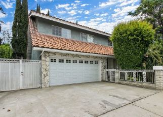 Pre Foreclosure in Van Nuys 91401 FULTON AVE - Property ID: 1632468972