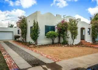 Pre Foreclosure in San Diego 92116 COPELAND AVE - Property ID: 1632488675