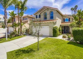 Pre Foreclosure in San Diego 92131 FIDELIO CT - Property ID: 1632505308