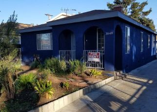 Pre Foreclosure in Culver City 90232 HELMS AVE - Property ID: 1632540345