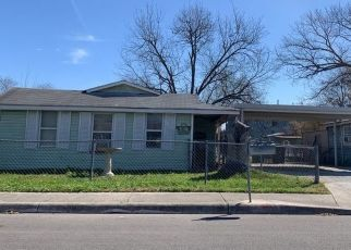 Pre Foreclosure in San Antonio 78237 VALENCIA - Property ID: 1632610874