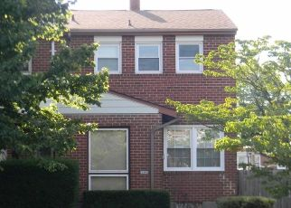 Pre Foreclosure in Baltimore 21215 SAINT VINCENTS DR - Property ID: 1632701974