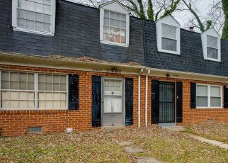 Pre Foreclosure in Baltimore 21239 LOCH RAVEN BLVD - Property ID: 1632723869