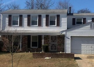 Pre Foreclosure in Oxon Hill 20745 WOODLAND BLVD - Property ID: 1633069418