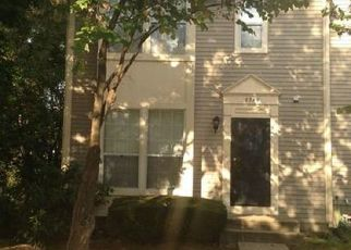 Pre Foreclosure in Capitol Heights 20743 MOUNTAIN LAKE PL - Property ID: 1633075107