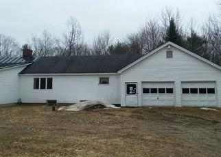 Pre Foreclosure in Searsmont 04973 WOODMANS MILL RD - Property ID: 1633127230