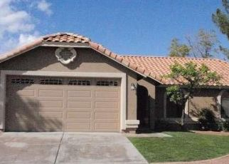 Pre Foreclosure in Gilbert 85233 W COVE DR - Property ID: 1633350152