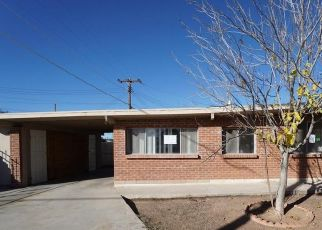 Pre Foreclosure in Tucson 85756 W CORONA RD - Property ID: 1633361550