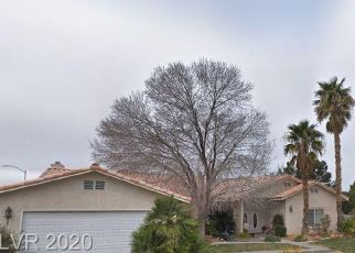 Pre Foreclosure in Las Vegas 89130 HICKAM AVE - Property ID: 1633662886