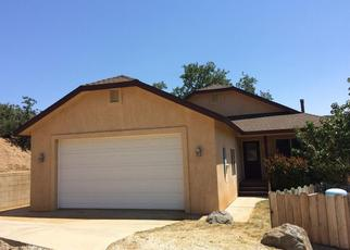 Pre Foreclosure in Tehachapi 93561 ZURICH DR - Property ID: 1633907261