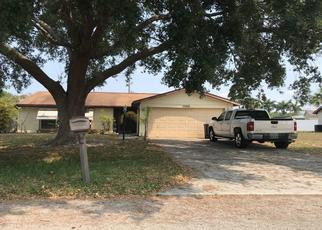 Pre Foreclosure in Fort Myers 33967 MOORING CIR - Property ID: 1634156474