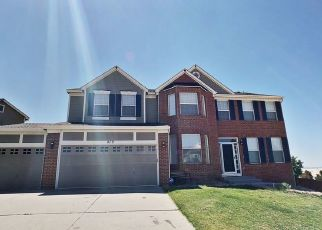 Pre Foreclosure in Colorado Springs 80921 CAPRICE CT - Property ID: 1634264658