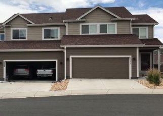 Pre Foreclosure in Castle Rock 80104 VALLEY OAK RD - Property ID: 1634272985