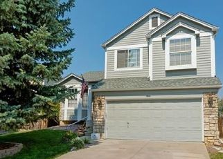 Pre Foreclosure in Castle Rock 80104 E HAMILTON AVE - Property ID: 1634273411
