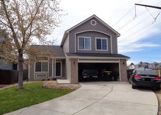 Pre Foreclosure in Castle Rock 80104 HIGH PLAINS PL - Property ID: 1634279992