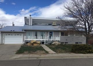 Pre Foreclosure in Rangely 81648 MIDDLE ST - Property ID: 1634288746