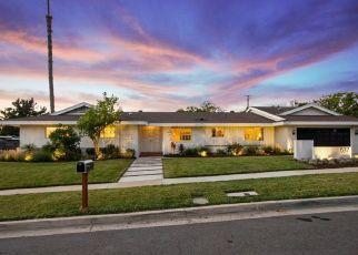 Pre Foreclosure in Fullerton 92835 ARBOLADO DR - Property ID: 1634301889