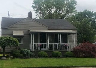 Pre Foreclosure in Lincoln Park 48146 GARFIELD AVE - Property ID: 1634519555