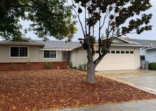 Pre Foreclosure in San Jose 95123 CHESBRO AVE - Property ID: 1634637813