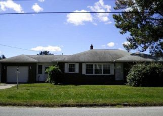Pre Foreclosure in Pennsville 08070 ANNAPOLIS RD - Property ID: 1634640435