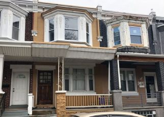 Pre Foreclosure in Philadelphia 19140 N FRANKLIN ST - Property ID: 1634669785