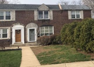 Pre Foreclosure in Clifton Heights 19018 GRAMERCY DR - Property ID: 1634783204