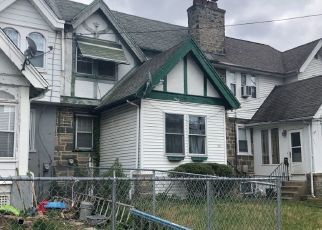 Pre Foreclosure in Upper Darby 19082 ASHBY RD - Property ID: 1634788471