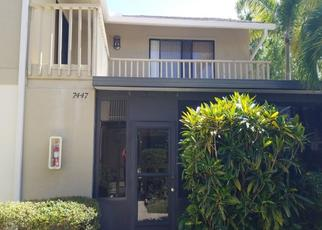 Pre Foreclosure in Hobe Sound 33455 SE CONCORD PL - Property ID: 1635036810