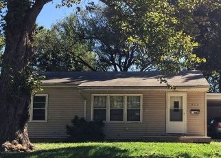 Pre Foreclosure in Macomb 61455 STADIUM DR - Property ID: 1635104242
