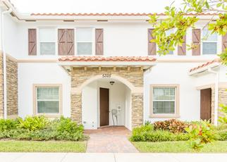 Pre Foreclosure in West Palm Beach 33417 ASHLEY RIVER RD - Property ID: 1635268489