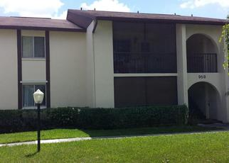 Pre Foreclosure in West Palm Beach 33417 SABLE PINE CIR - Property ID: 1635319737