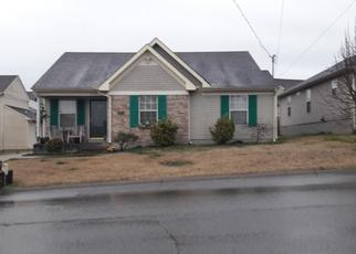 Pre Foreclosure in Madison 37115 SHAWNEE TRCE - Property ID: 1635350837