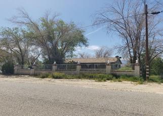 Pre Foreclosure in Littlerock 93543 E AVENUE R14 - Property ID: 1635366146