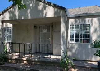 Pre Foreclosure in Stockton 95205 SYCAMORE AVE - Property ID: 1635421789