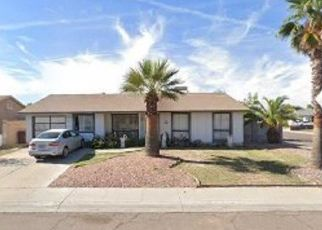 Pre Foreclosure in Peoria 85345 W MESCAL ST - Property ID: 1635437545