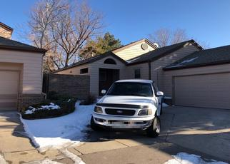 Pre Foreclosure in Aurora 80014 E BALTIC DR - Property ID: 1635529526